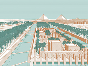 Studio Hansjörg Göritz - The Grand Egyptian Museum - Giza Egypt
